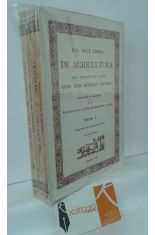 LOS DOCE LIBROS DE AGRICULTURA (2 TOMOS)