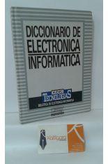 DICCIONARIO DE ELECTRÓNICA - INFORMÁTICA