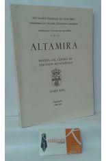 ALTAMIRA. REVISTA DEL CENTRO DE ESTUDIOS MONTAÑESES, TOMO XLVI (46)