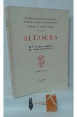 ALTAMIRA. REVISTA DEL CENTRO DE ESTUDIOS MONTAÑESES, TOMO XLVIII (48)