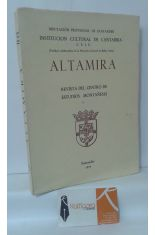 ALTAMIRA. REVISTA DEL CENTRO DE ESTUDIOS MONTAÑESES, 1974