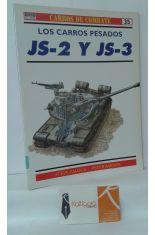 LOS CARROS PESADOS JS-2 Y JS-3