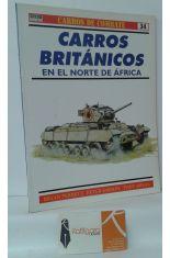 CARROS BRITÁNICOS EN EL NORTE DE ÁFRICA