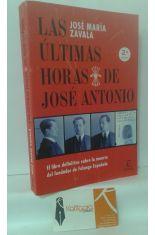 LAS ÚLTIMAS HORAS DE JOSÉ ANTONIO