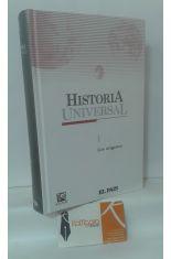 HISTORIA UNIVERSAL 1: LOS ORÍGENES