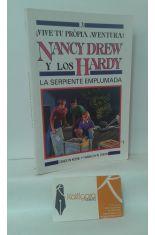 NANCY DREW Y LOS HARDY. LA SERPIENTE EMPLUMADA