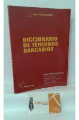 DICCIONARIO DE TÉRMINOS BANCARIOS