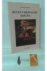REYES Y REINAS DE ESPAÑA