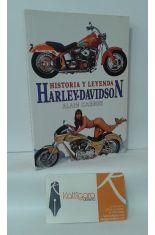 HARLEY-DAVIDSON, HISTORIA Y LEYENDA