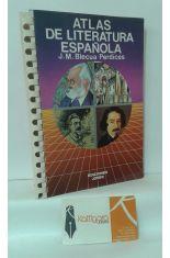 ATLAS DE LITERATURA ESPAÑOLA