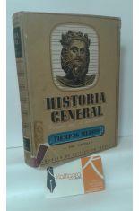 HISTORIA GENERAL. TOMO SEGUNDO: TIEMPOS MEDIOS