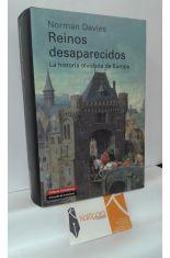 REINOS DESAPARECIDOS, LA HISTORIA OLVIDADA DE EUROPA