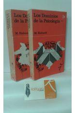LOS DOMINIOS DE LA PSICOLOGÍA (2 TOMOS)
