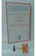 SOCIOLOGÍA Y FILOSOFÍA DEL DERECHO