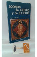 ICONOS DE CRISTO Y DE SANTOS