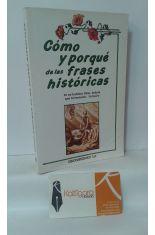 CÓMO Y PORQUÉ DE LAS FRASES HISTÓRICAS