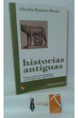 HISTORIAS ANTIGUAS. LIBROS SOBRE LA ANTIGÜEDAD EN LA ESPAÑA DEL SIGLO XVIII
