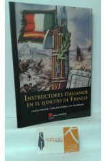 INSTRUCTORES ITALIANOS EN EL EJÉRCITO DE FRANCO