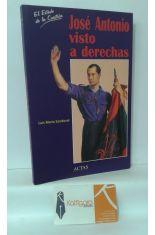 JOSÉ ANTONIO VISTO A DERECHAS