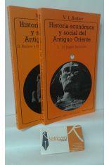 HISTORIA ECONÓMICA Y SOCIAL DEL ANTIGUO ORIENTE (2 TOMOS). 1, EL EGIPTO FARAÓNICO. 2, REINOS Y ESTADOS DEL II Y I MILENIOS