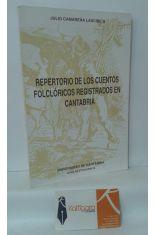 REPERTORIO DE LOS CUENTOS FOLCLÓRICOS REGISTRADOS EN CANTABRIA
