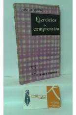 EJERCICIOS DE COMPRENSIÓN