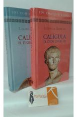 CALÍGULA EL DIOS CRUEL (2 TOMOS)