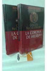 LA CORONA DE HIERBA (2 TOMOS)