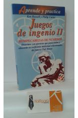 JUEGOS DE INGENIO II. ROMPECABEZAS DE NÚMEROS