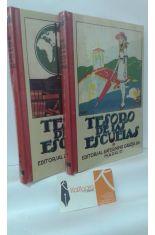 TESORO DE LAS ESCUELAS (TOMOS I Y II)