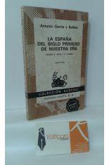 LA ESPAÑA DEL SIGLO PRIMERO DE NUESTRA ERA (SEGÚN P. MELA  Y C. PLINIO)