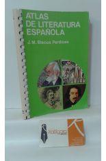 ATLAS DE LA LITERATURA ESPAÑOLA