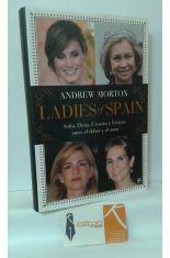 LADIES OF SPAIN. SOFÍA, ELENA, CRISTINA Y LETIZIA: ENTRE EL DEBER Y EL AMOR