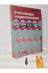 PSICOLOGÍA EXPERIMENTAL. ENFOQUE METODOLÓGICO