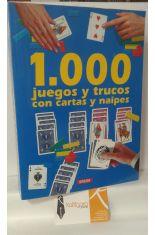 1000 JUEGOS Y TRUCOS CON CARTAS Y NAIPES