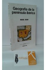 GEOGRAFÍA DE LA PENÍNSULA IBÉRICA