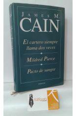EL CARTERO SIEMPRE LLAMA DOS VECES - MILDRED PIERCE - PACTO DE SANGRE