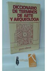 DICCIONARIO DE TÉRMINOS DE ARTE Y ELEMENTOS DE ARQUEOLOGÍA Y NUMISMÁTICA