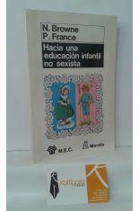 HACIA UNA EDUCACIÓN INFANTIL NO SEXISTA