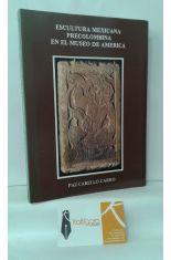 ESCULTURA MEXICANA PRECOLOMBINA EN EL MUSEO DE AMÉRICA