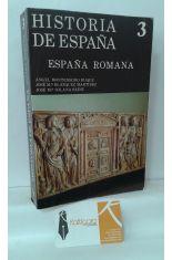 HISTORIA DE ESPAÑA 3. ESPAÑA ROMANA
