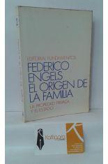 EL ORIGEN DE LA FAMILIA, DE LA PROPIEDAD PRIVADA Y DEL ESTADO