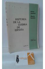 HISTORIA DE LA GUERRA EN ESPAÑA
