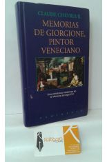 MEMORIAS DE GIORGIONE, PINTOR VENECIANO