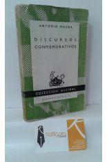 DISCURSOS CONMEMORATIVOS