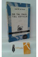 DE TAL PALO, TAL ASTILLA