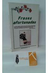 FRASES AFORTUNADAS