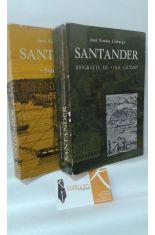 SANTANDER SIDÓN IBERA + SANTANDER, BIOGRAFÍA DE UN CIUDAD (2 VOLÚMENES)