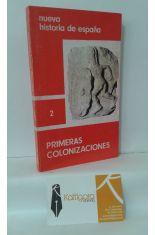 PRIMERAS COLONIZACIONES