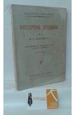 PRECEPTIVA LITERARIA. EXPLANACIÓN DEL CUESTIONARIO OFICIAL (CUARTO CURSO DE BACHILLERATO)